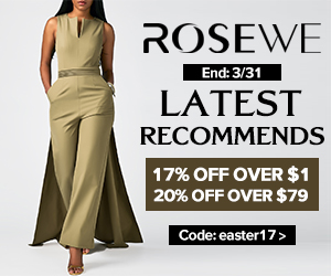 20% Off for latest recommends