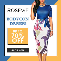 bodycon dresses up to 70% off