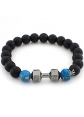 wholesale Black Bead Decorated Bracelet for Woman