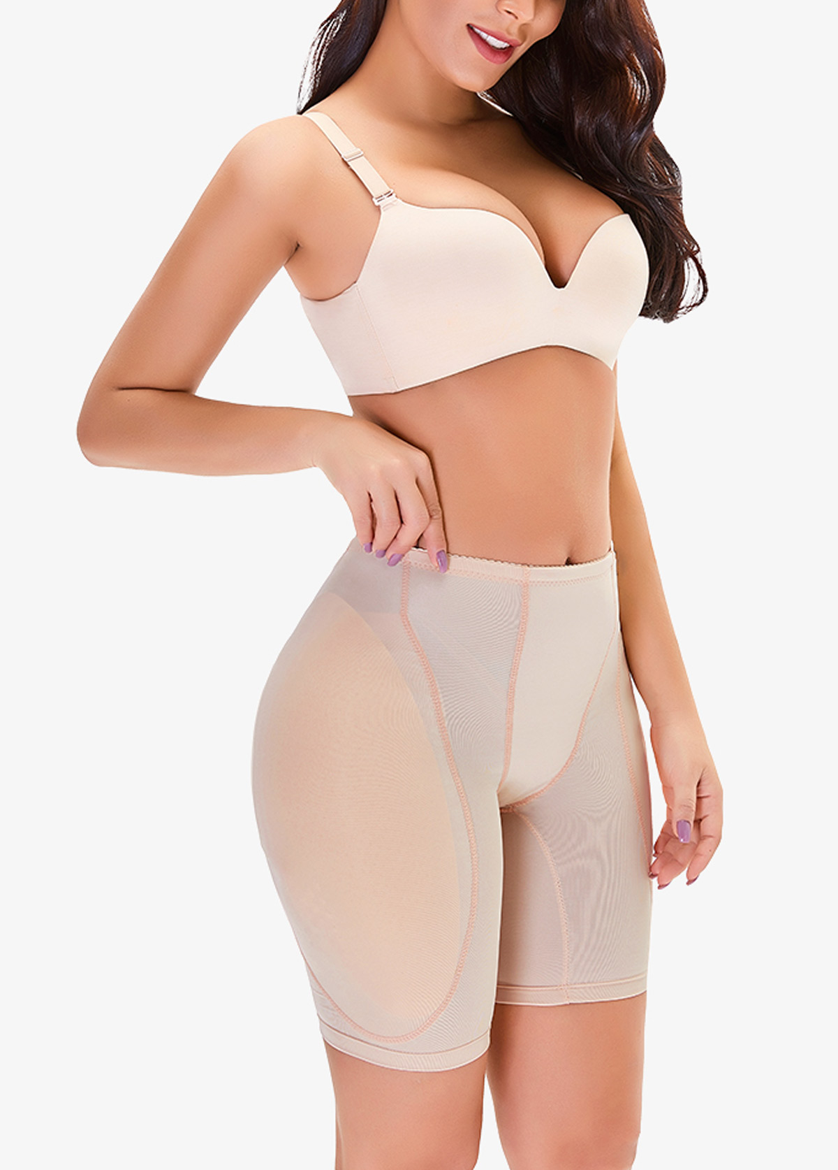 Collect Waist Carry Buttock Shapewear Shorts