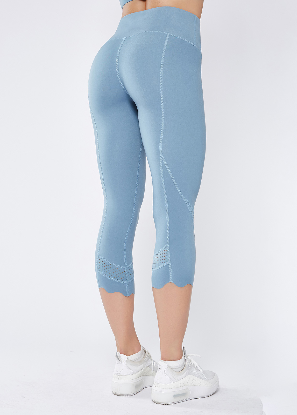 High Waist Quick-drying Stretch Breathable Yoga Pants