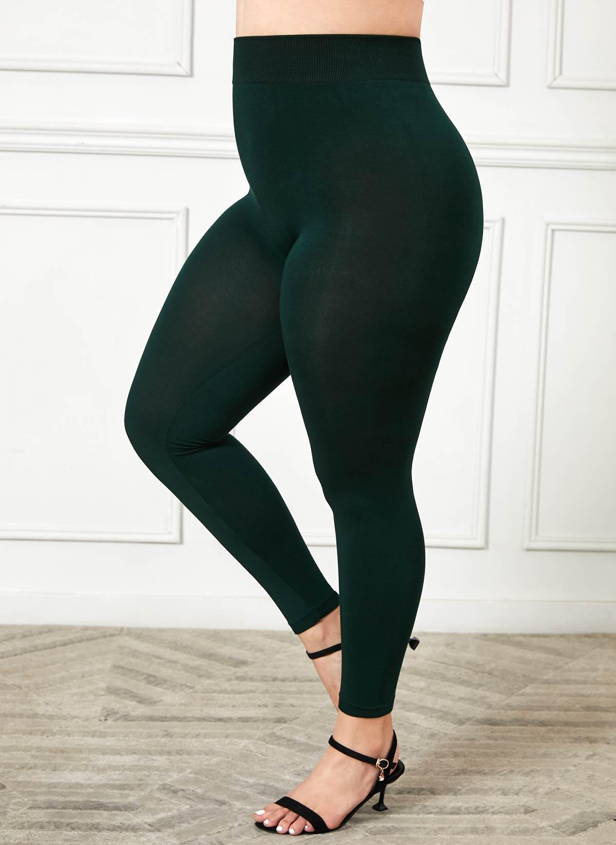 High Waist Super Elastic Plus Size Legging