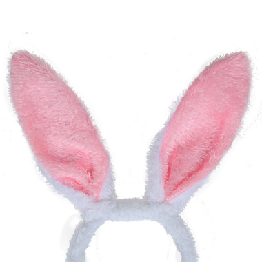 Easter Contrast Rabbit Ear Design Headband